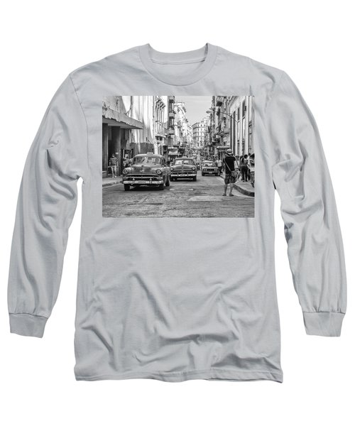 Back To The Past Long Sleeve T-Shirt