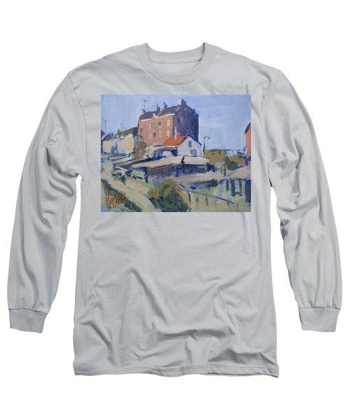 Backyard Spaarndammerdijk Long Sleeve T-Shirt