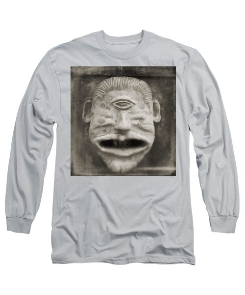 Bad Face Long Sleeve T-Shirt