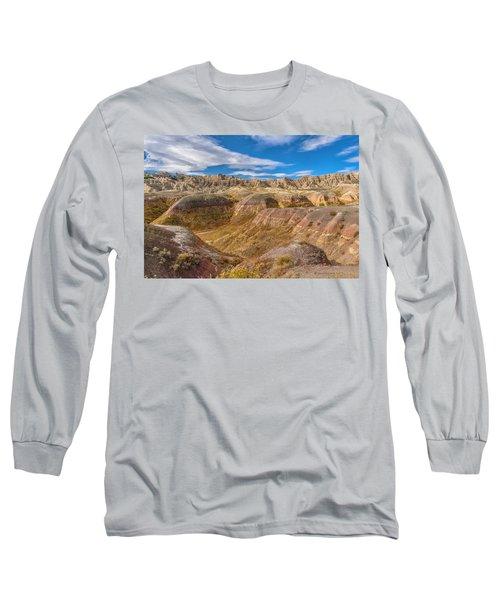 Badlands South Dakota Long Sleeve T-Shirt