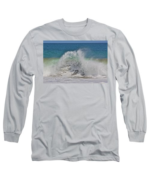 Baja Wave Long Sleeve T-Shirt