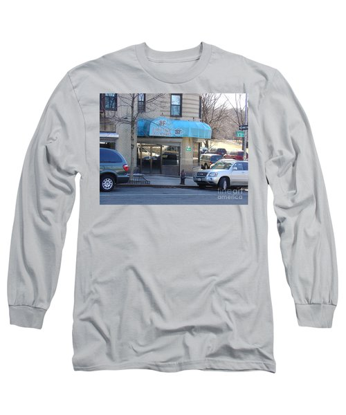 Long Sleeve T-Shirt featuring the photograph Baker Field Deli by Cole Thompson