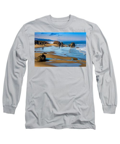 Bandon Beach Long Sleeve T-Shirt