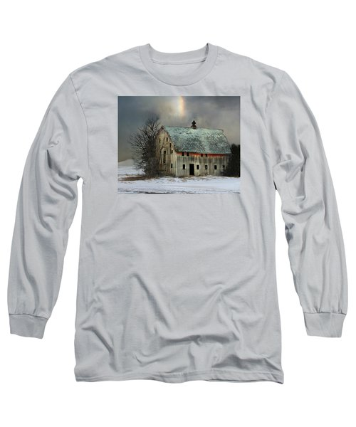 Barn And Sundog Long Sleeve T-Shirt