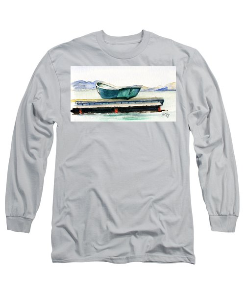 Barnstable Skiff Long Sleeve T-Shirt