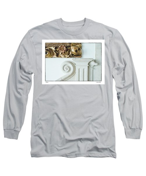 Baroque Long Sleeve T-Shirt