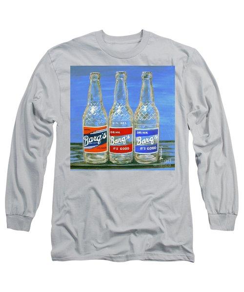 Barq's Trifecta Long Sleeve T-Shirt