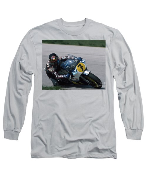 Barry Sheene. 1984 Nations Motorcycle Grand Prix Long Sleeve T-Shirt