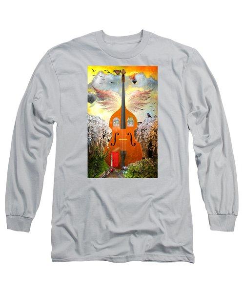 Basic Housing Long Sleeve T-Shirt