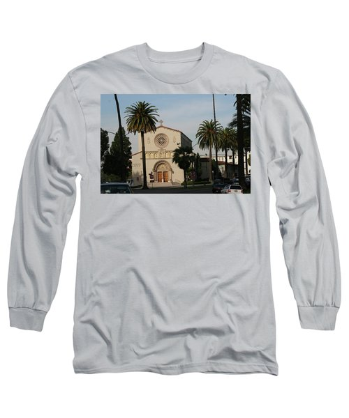 Bathing In Glory Long Sleeve T-Shirt