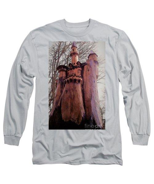 Bavarian Castle Long Sleeve T-Shirt by John Williams