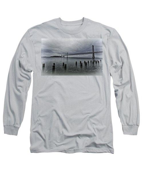 Bay Bridge Long Sleeve T-Shirt
