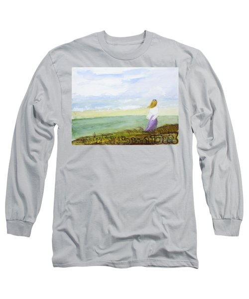 Be Still And Know That I Am God Long Sleeve T-Shirt