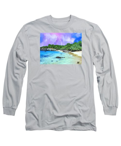 Beach 69 Big Island Long Sleeve T-Shirt