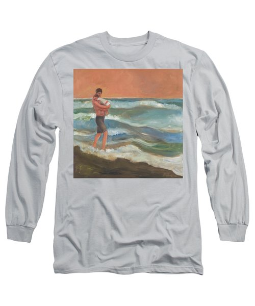 Beach Baby Long Sleeve T-Shirt