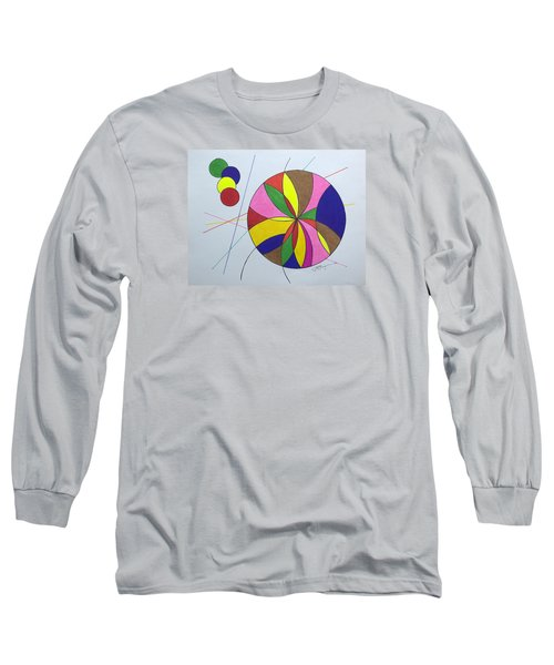 Beach Ball Time Long Sleeve T-Shirt
