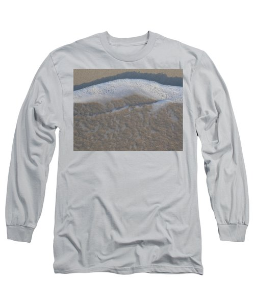 Beach Foam Long Sleeve T-Shirt
