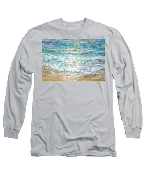 Beach Tide Long Sleeve T-Shirt