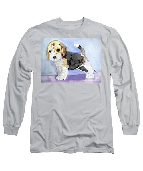 Beagle Pup Long Sleeve T-Shirt