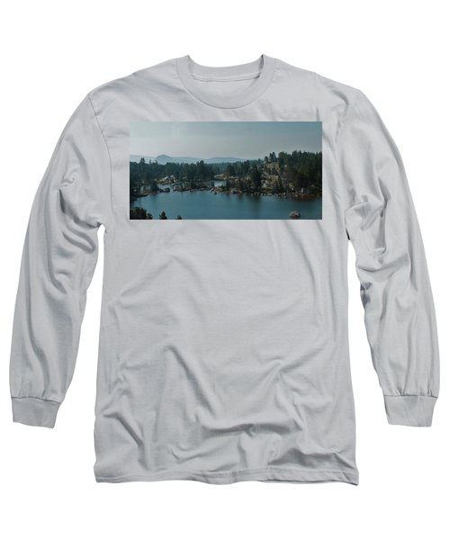 Beartooth Pond At 10,000 Feet Long Sleeve T-Shirt