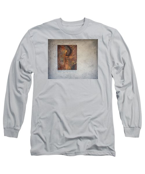 Beautiful Corrosion Too Long Sleeve T-Shirt by Theresa Marie Johnson