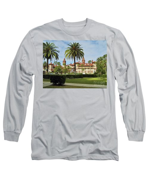 Beautiful Flagler College Long Sleeve T-Shirt