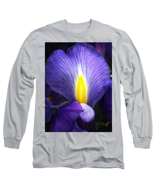 Beautiful Flame Long Sleeve T-Shirt