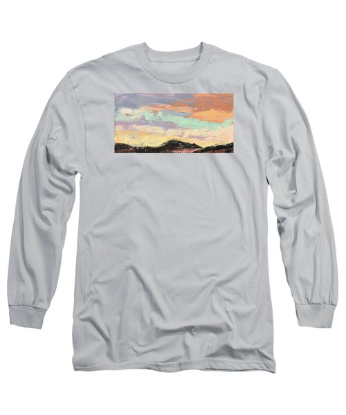 Beauty In The Journey Long Sleeve T-Shirt by Nathan Rhoads