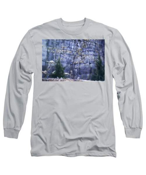 Beauty Of The Gorge Long Sleeve T-Shirt by Dale Stillman