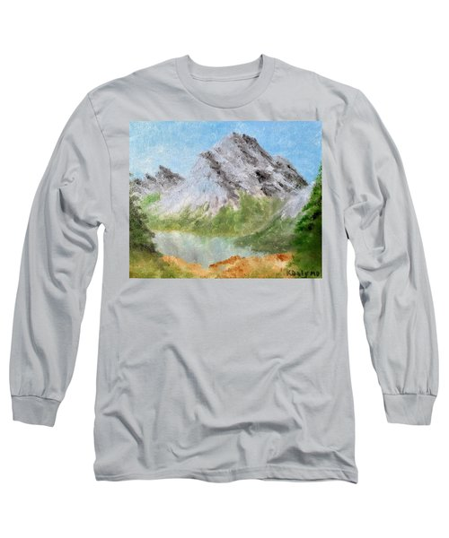 Bee's Eyed View Long Sleeve T-Shirt