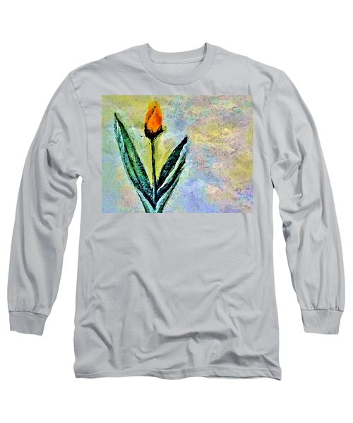 Being Single Long Sleeve T-Shirt by Lisa Kaiser