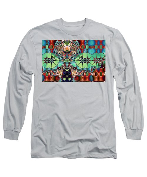 Bel Getty Long Sleeve T-Shirt by Jim Pavelle