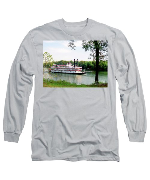Belle Of Cincinnati  Long Sleeve T-Shirt