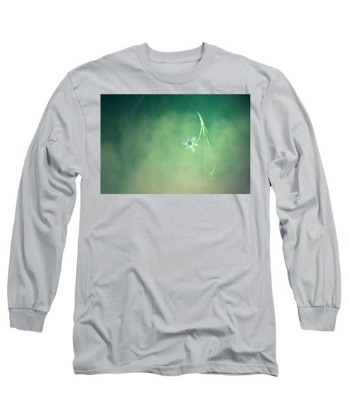 Below Summer  Long Sleeve T-Shirt by Mark Ross