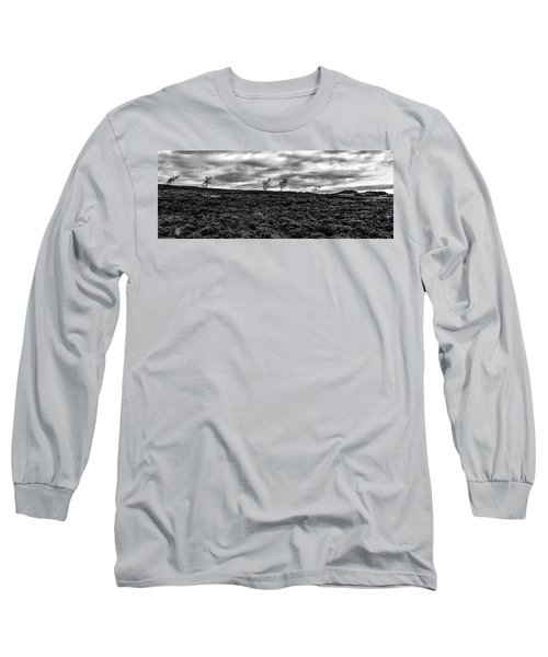 Bending To The Wind Long Sleeve T-Shirt