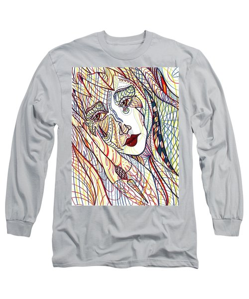 Beneath The Black Veil Long Sleeve T-Shirt