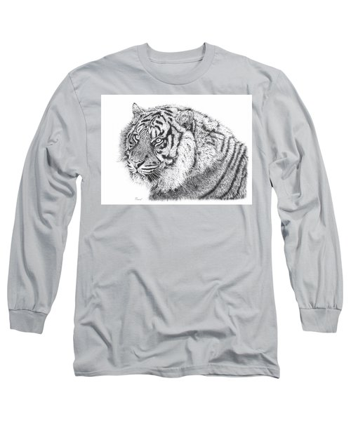 Bengal Tiger Long Sleeve T-Shirt