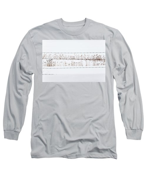 Between The Lines - Long Sleeve T-Shirt