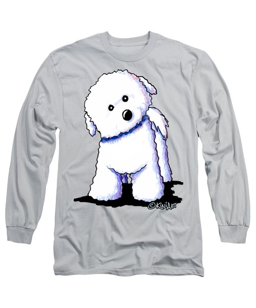 Bichon Boy Long Sleeve T-Shirt