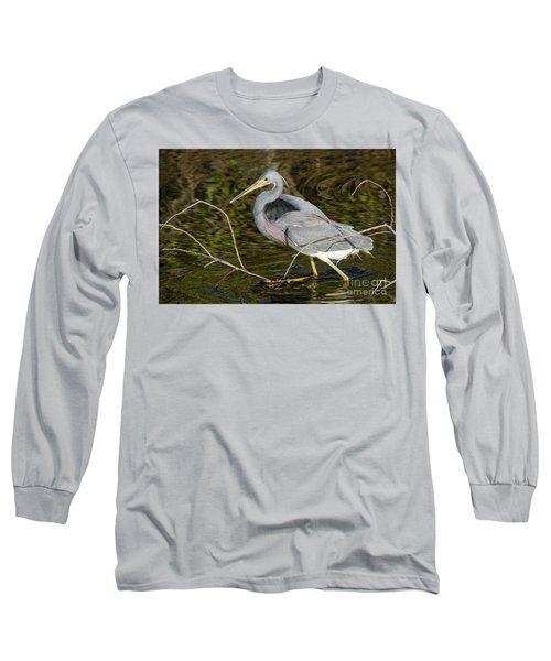 Big Bird Little Stick Long Sleeve T-Shirt