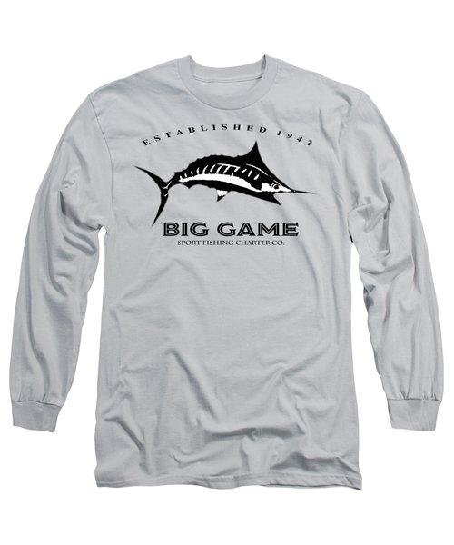 Big Game Fish Long Sleeve T-Shirt