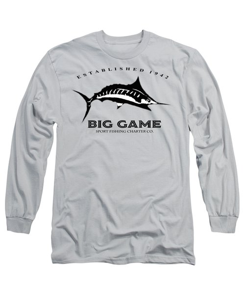 Big Game Fish Long Sleeve T-Shirt