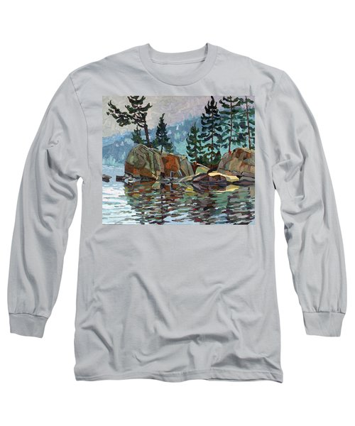 Big Joe Mufferaw Pines Long Sleeve T-Shirt