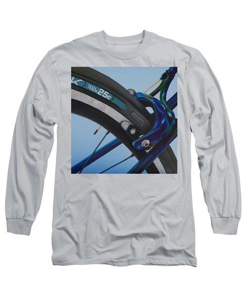 Bike Brake Long Sleeve T-Shirt