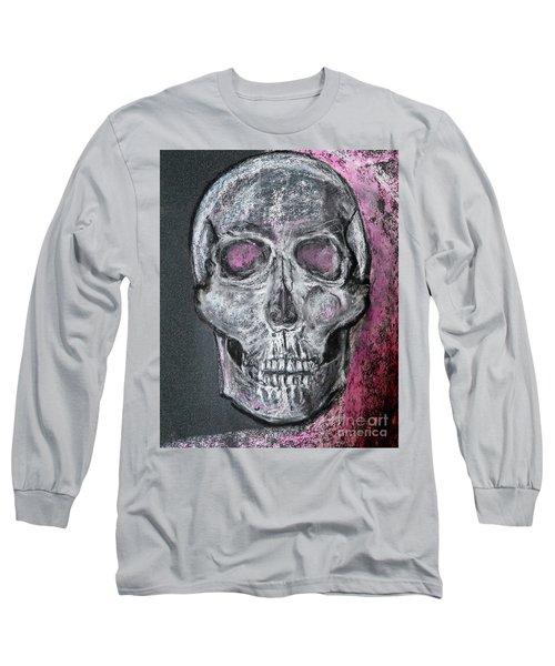 Billie's Skull Long Sleeve T-Shirt