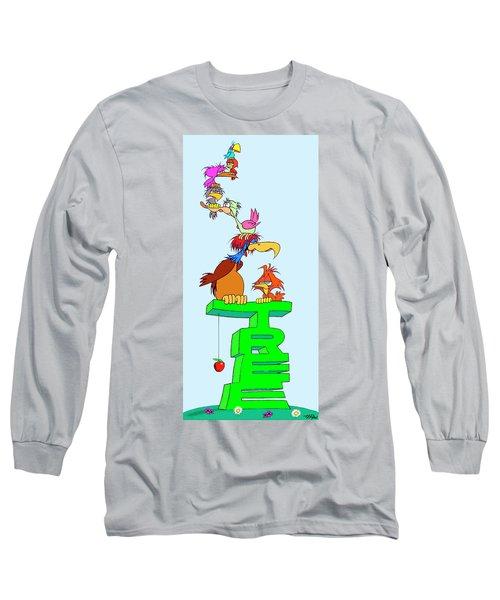 Billsville Long Sleeve T-Shirt