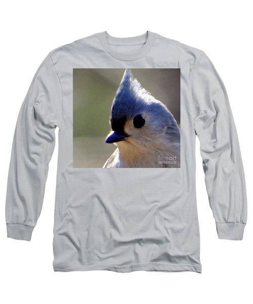 Bird Photography Series Nmr 3 Long Sleeve T-Shirt by Elizabeth Coats