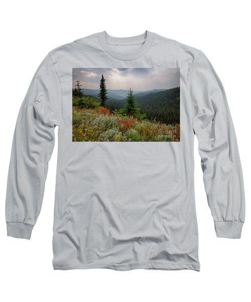Bitterroot Summer Long Sleeve T-Shirt