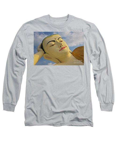 Biurma_d1838 Long Sleeve T-Shirt by Craig Lovell