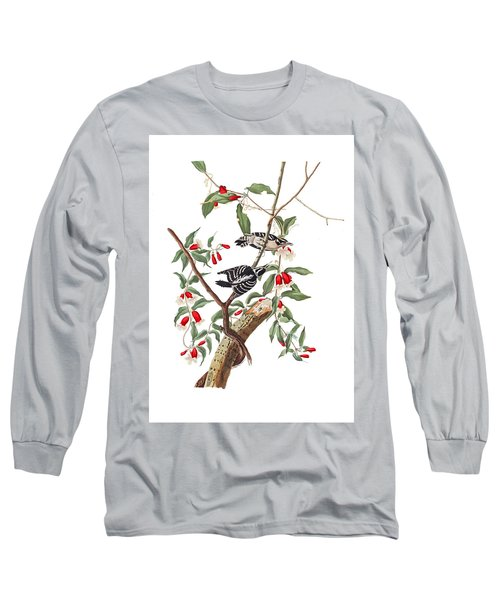Long Sleeve T-Shirt featuring the photograph Black And White by Munir Alawi